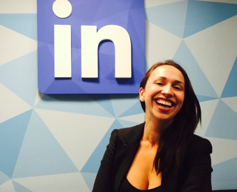 Rebeca Gelenscer at Linkedin